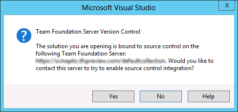 How to Permanently Remove TFS Source Control Bindings from Visual