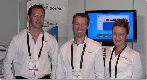 cameron-dwyer-oneplacemail-team-sharepoint-conference-auspc-2013