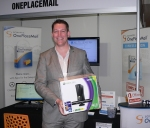 Andrew - our happy XBOX winner! Congratulations
