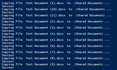 result-powershell-save-files-to-sharepoint