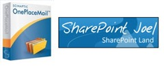sharepointjoel-oneplacemail-outlook-email-drag-drop
