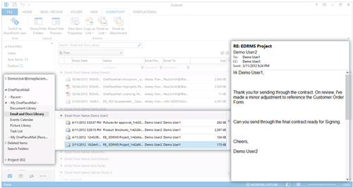 preview-sharepoint-email-embedded-outlook-web-apps-cameron-dwyer-oneplacemail