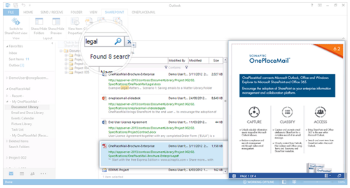 search-sharepoint-from-outlook-preview-cameron-dwyer-oneplacemail