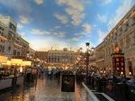 The Venetian - Venice streets inside