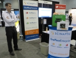 OnePlaceEnterprise booth at SPC14