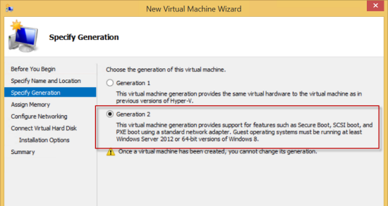 cameron-dwyer-install-windows-2012-server-hyperv-specify-machine-generation-2