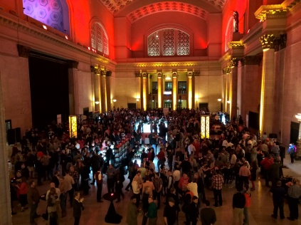 Image result for avepoint ignite red party