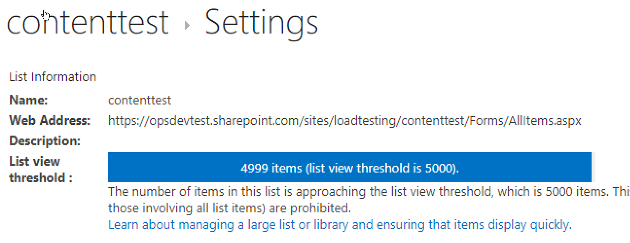 Microsoft Graph API, Throttling & SharePoint Lists/Libraries – HTTP