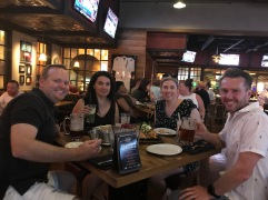 sharepoint-conference-north-america-cameron-dwyer-oneplace-solutions-team-dinner