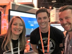 Cameron-Dwyer-Microsoft-Ignite-2018-Jack-Cowan-Angela-Office-UI-Fabric