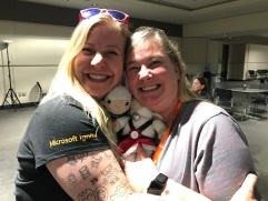 Cameron-Dwyer-Microsoft-Ignite-2018-Tracy-NotTracey